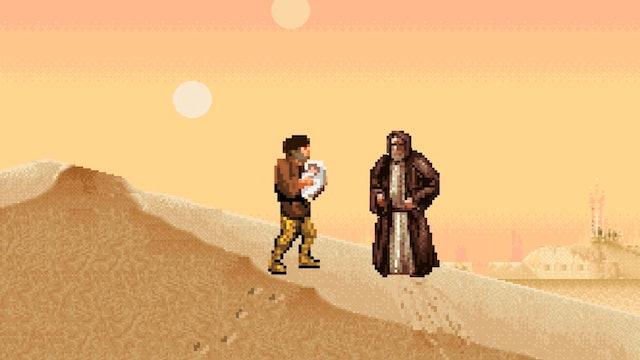 Luke Skywalker's Adoption