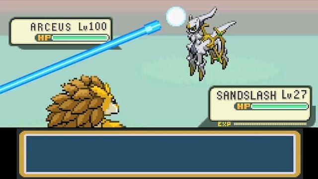 What Happens When You Battle the Pokemon God