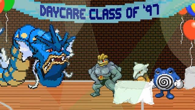 Pokemon Daycare Reunion