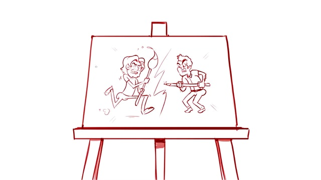 Morning Drawfee - Draw Fight Pt. 2