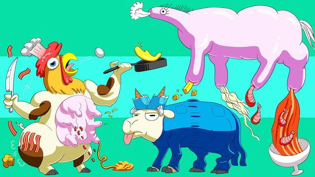 The Ultimate Farm Animals (with Lisa ...