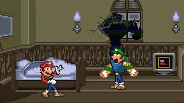 If Sega Owned Mario