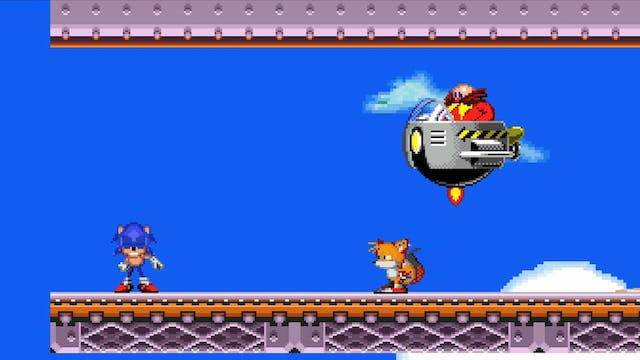 The Best Part of Sonic Games Is the M...