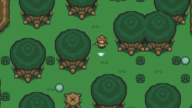 If Zelda Games Played Like Fallout