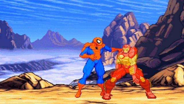 If Marvel vs. Capcom Was Comics Accurate