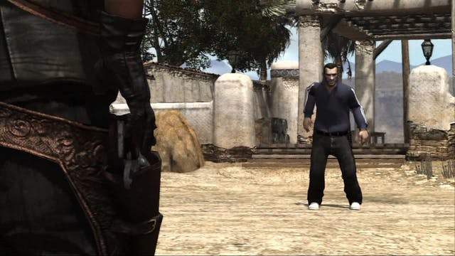 GTA vs. Red Dead Redemption