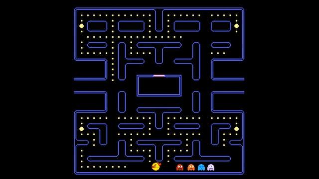 Ms. Pacman's Secret Life