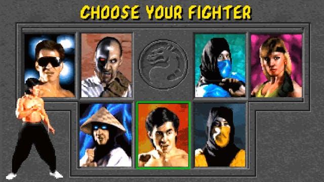 Judgemental Mortal Kombat