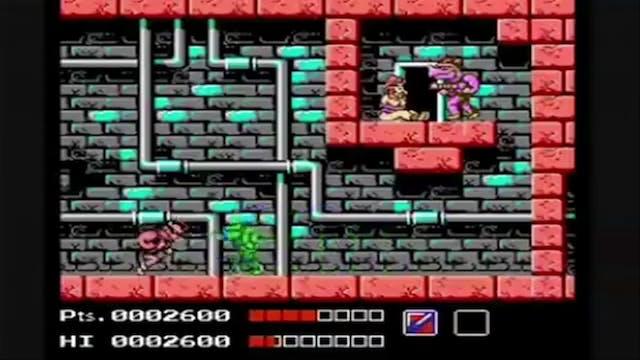 NES Ninja Turtles Theme Song