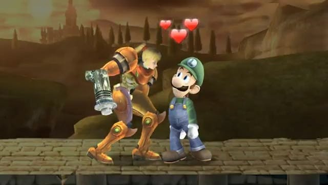 Smash Bros. Fatalities