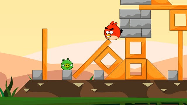 Angry Birds Friendship