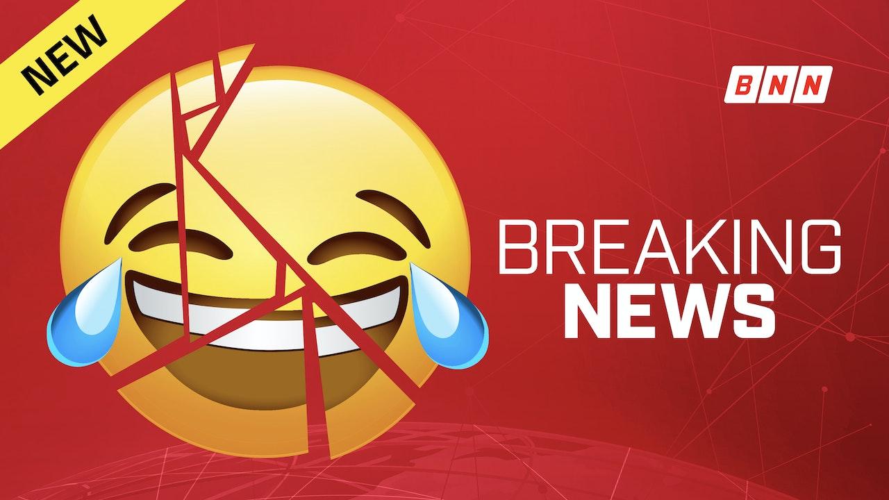 Breaking News: No Laugh Newsroom