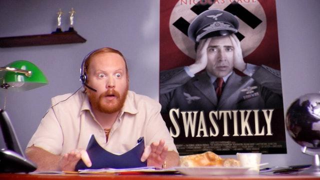 Nicolas Cage's Agent