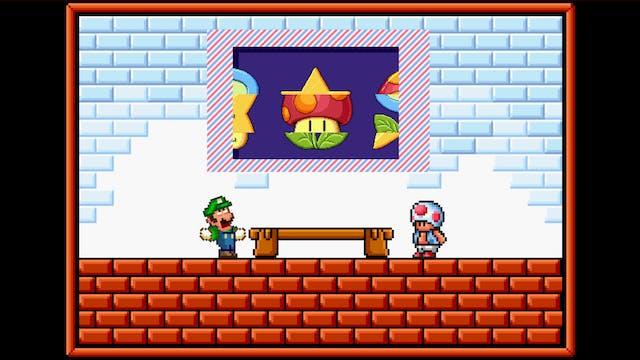 Luigi's Bad Day