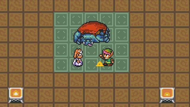 The Legend of the Legend of Zelda