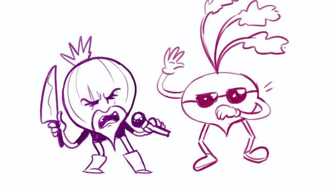 Drawga - Onion Rap