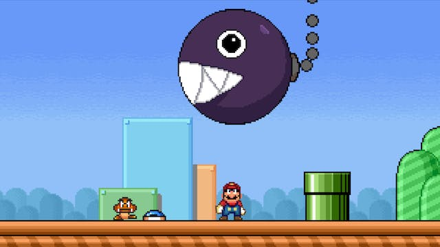 Why Mario Maker is Actually Torture