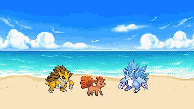 If Pokemon Met Their Alola Forms Pt. 2
