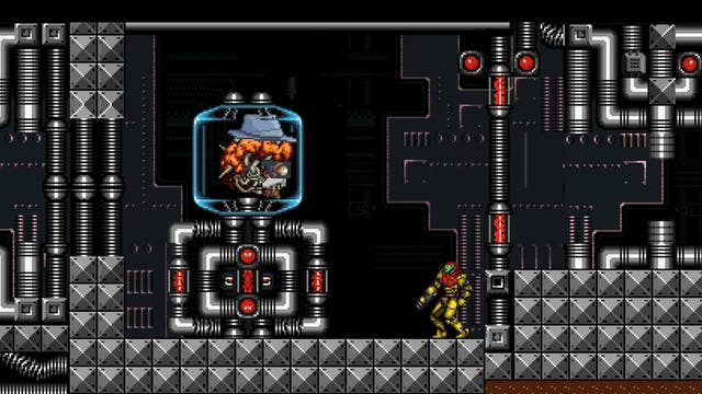 The Only Metroid Boss Worse Than Moth...