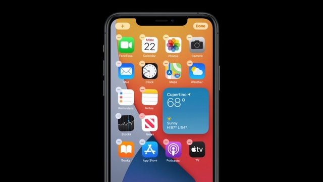 iOS 14: More Rounded Boxes Than Ever Before
