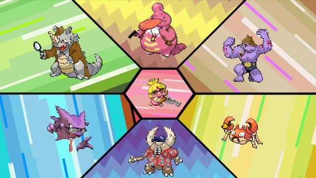 Pokemon Ralphie: Detective Squirtle o...