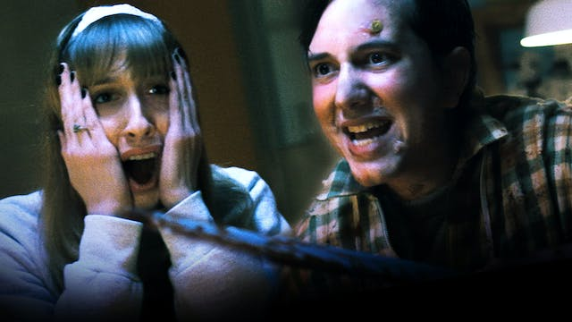 Horror Movie Girl Is Embarrassed She'...