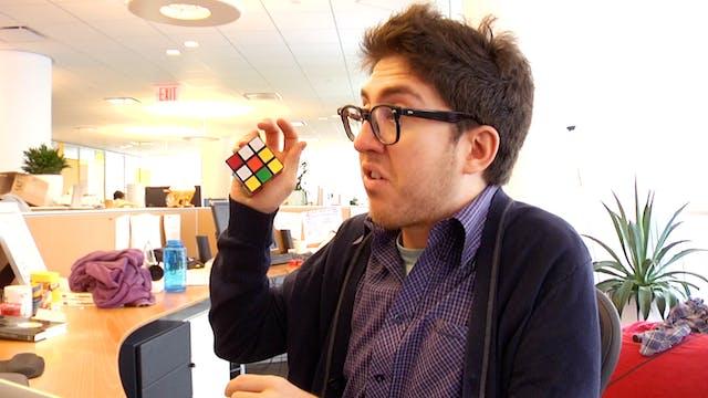 Rubik's Cube Pt. 1