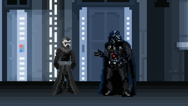 6 Star Wars Characters Meet Their New...