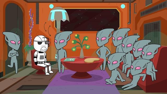 What It's Like To Date An Alien