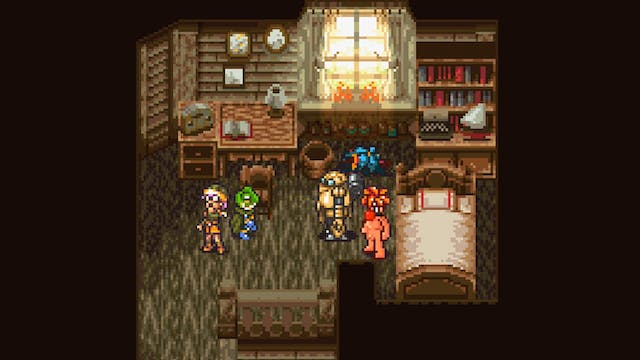 Chrono Trigger Doppel Doll's Other Use