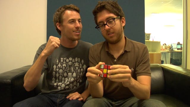 Rubik's Cube Pt. 2
