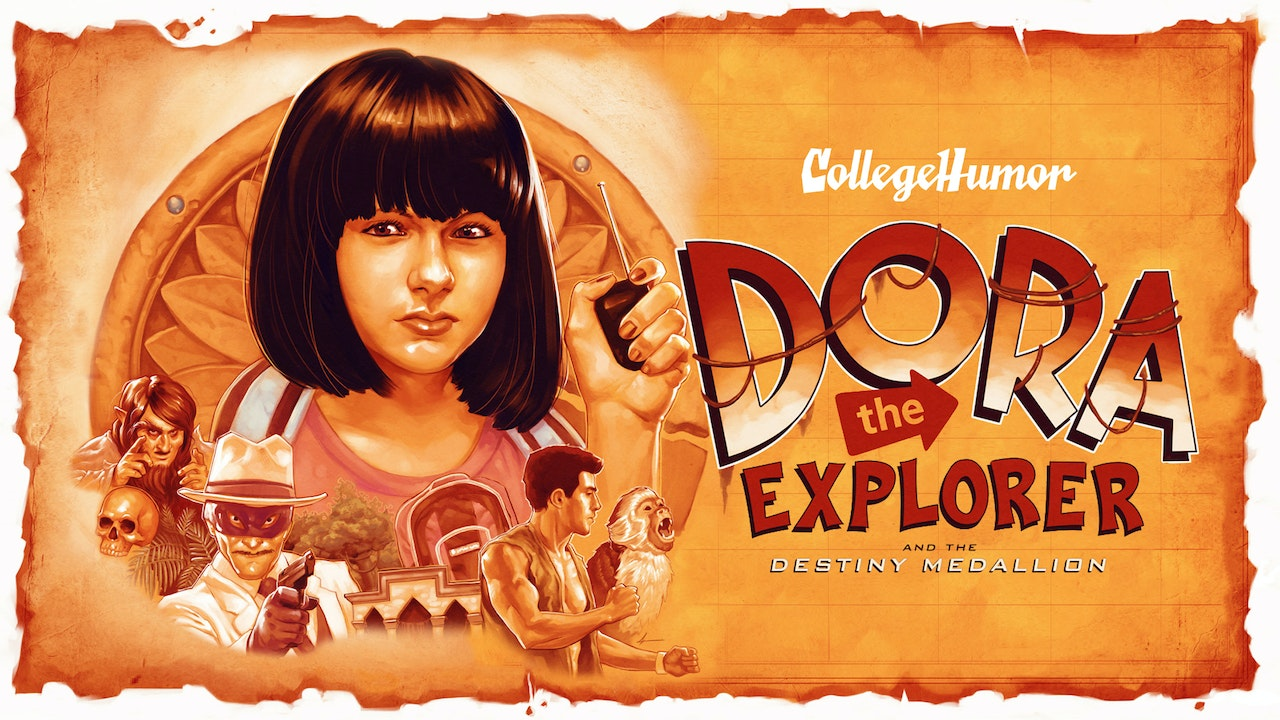 Dora the Explorer and the Destiny Medallion