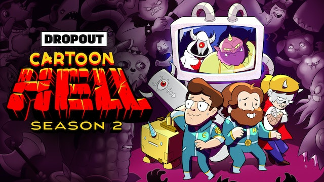 Cartoon Hell
