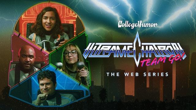 Ultramechatron Team Go!: The Web Series