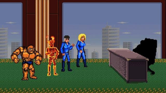 The Fantastic Four's Greatest Villain...