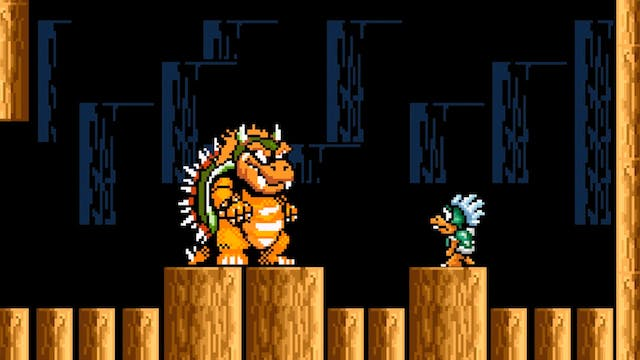 Bowser's Weekend with the Kids