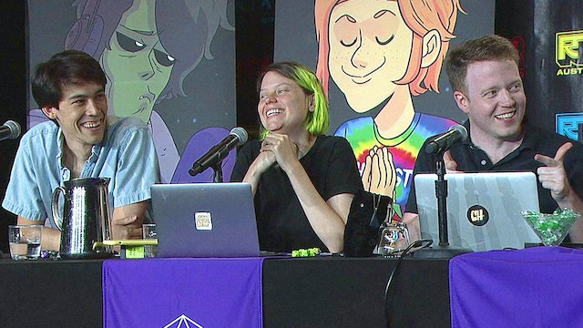 Fantasy High LIVE at RTX Austin
