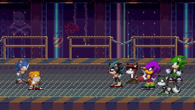 Tails Has a Horrible Secret (Old Man Sonic Pt. 2)