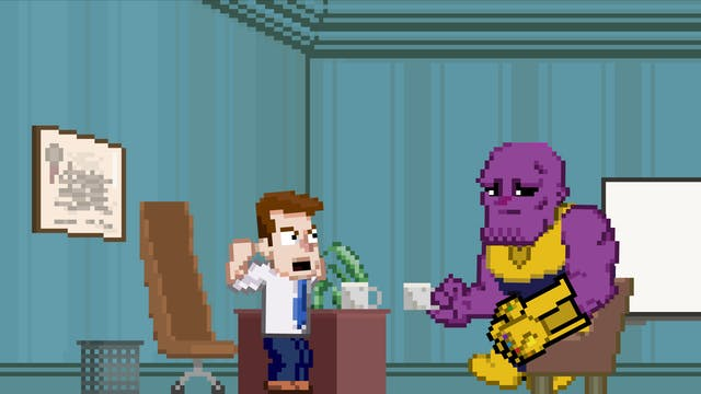 If Thanos Had an Assistant