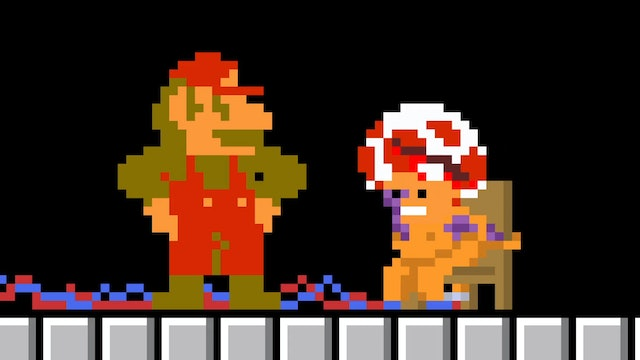 The Terrible Truth About Toad