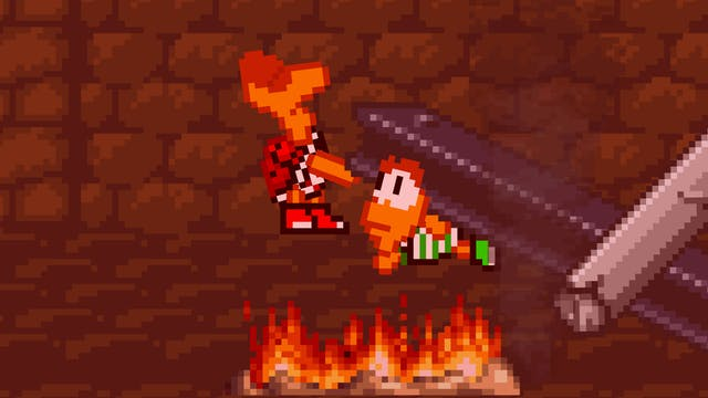 What Really Happens When Mario Destro...