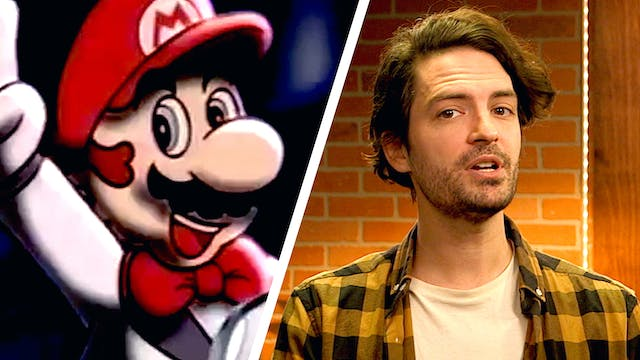 Is Mario REALLY an Actor? A Serious I...