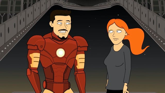 Iron Man 2 Alternate Takes