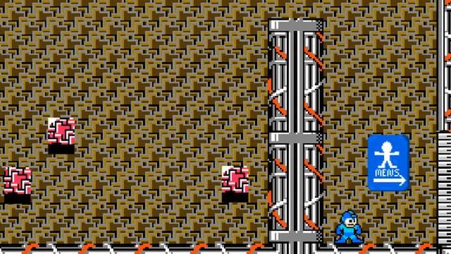 Megaman Needs to Go