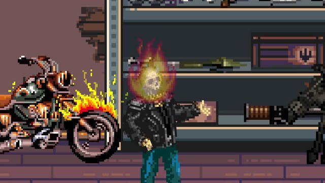 Ghost Rider Should Have The Punisher'...