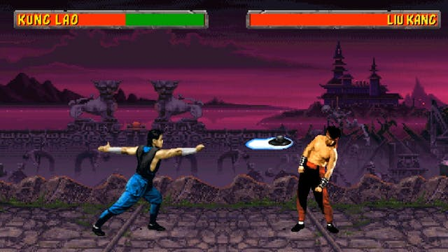 Kung Lao's Hat Is Dull