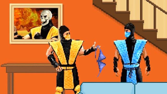 Mortal Kombat Sitcom