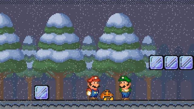 Ice World Problems
