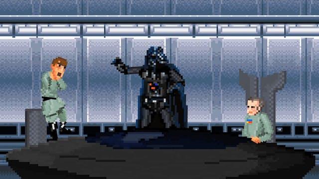 Darth Vader Is Too Good at Force-Choking