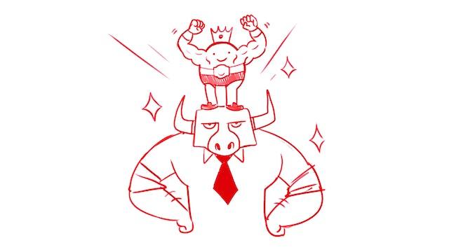Drawfee Break - King Egg + Business Bull